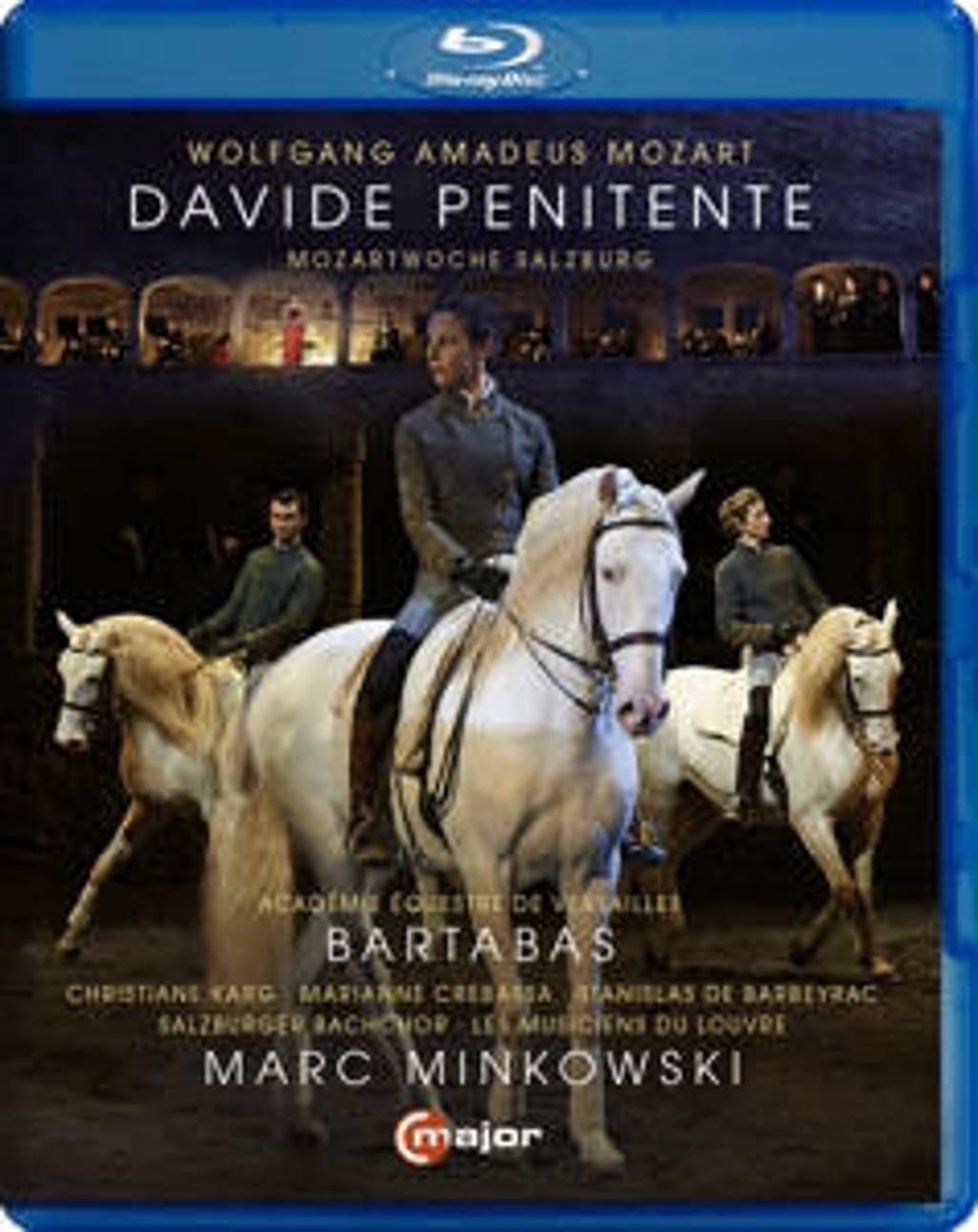 Salzburger Bachchor, Karg,Crebassa - Bartabas & Marc Minkowski Felsenrei (Blu-ray)