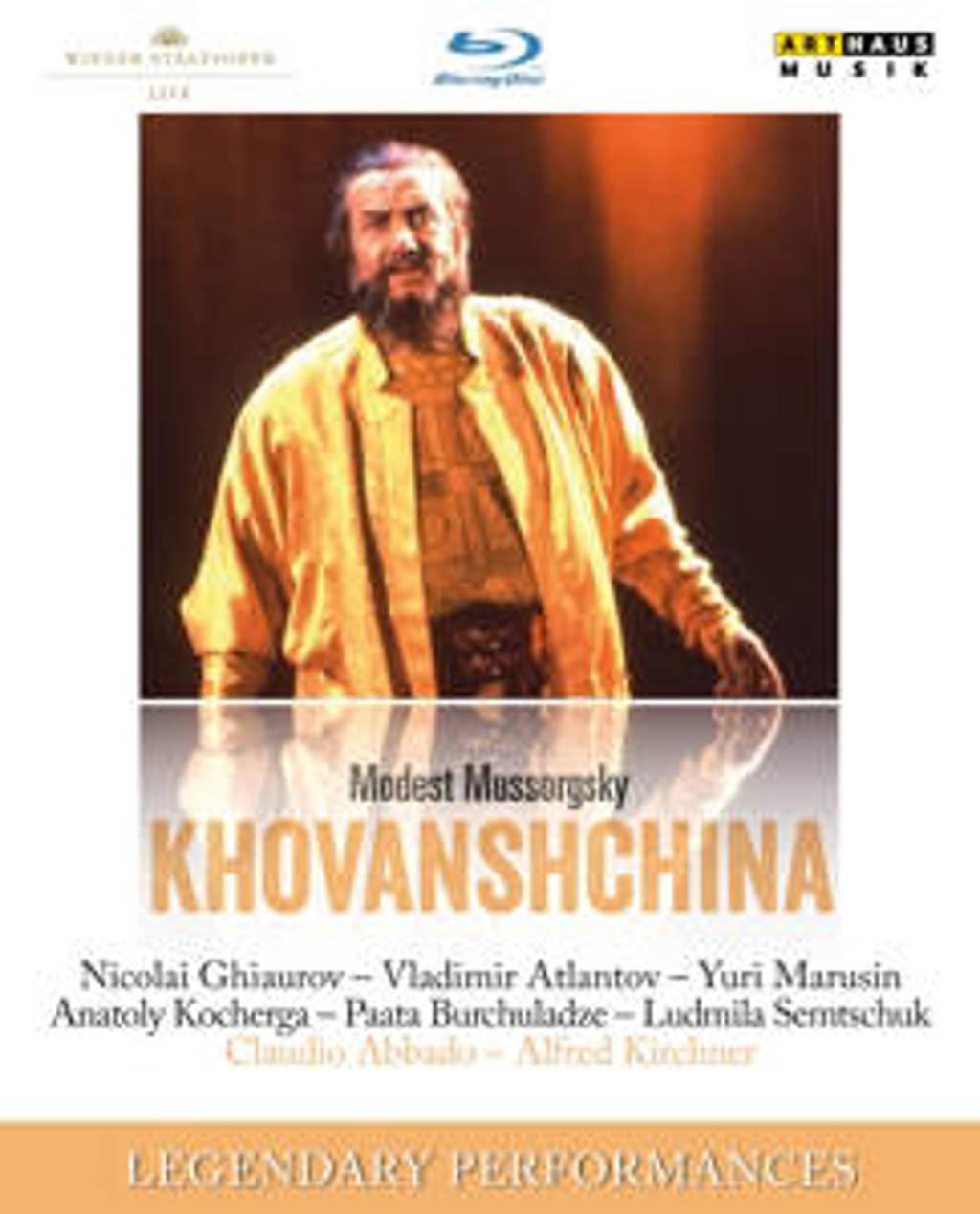 Chiaurov,Atlantov,Marusin - Legendary Performances Khovanshchin (Blu-ray)
