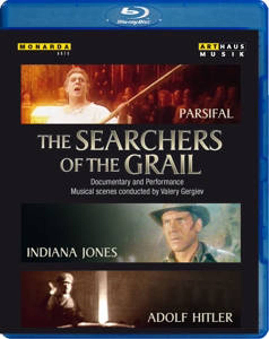 Tony Palmer - The Searchers Of The Holy Grail, Br (Blu-ray)