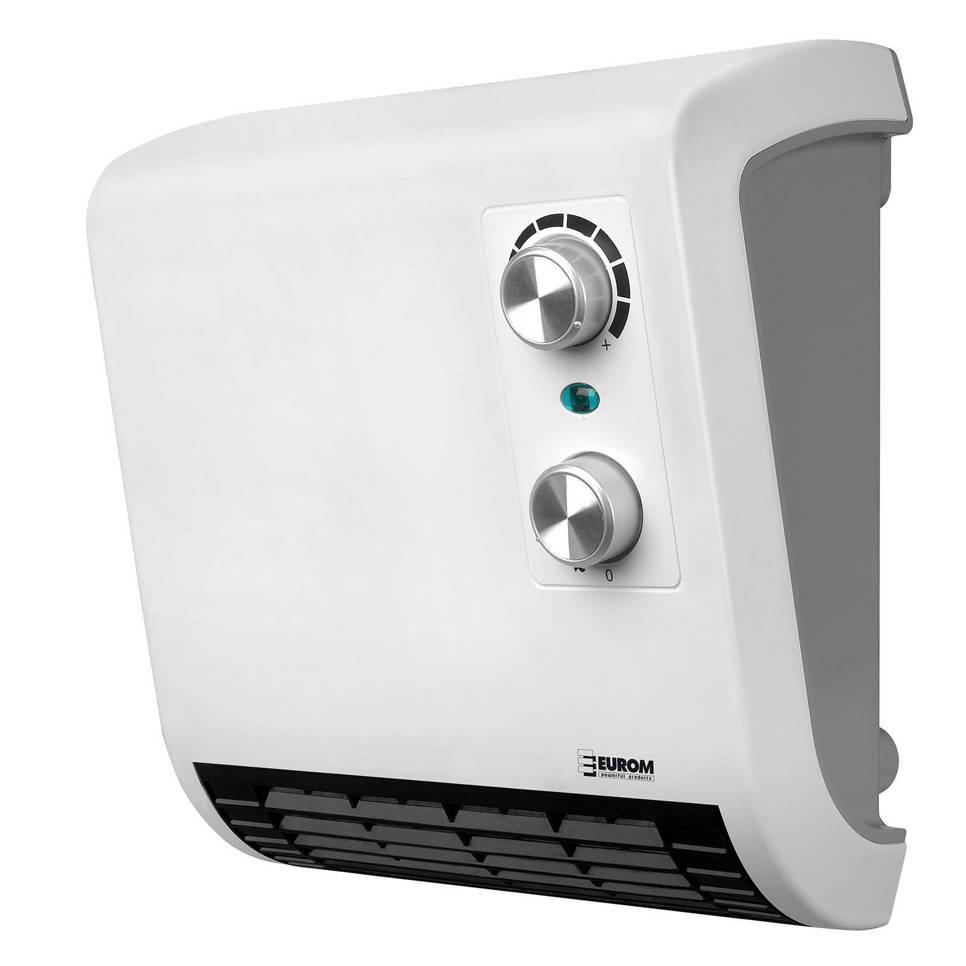 Eurom Sani-Fanheat 2000 badkamer ventilator kachel | wehkamp