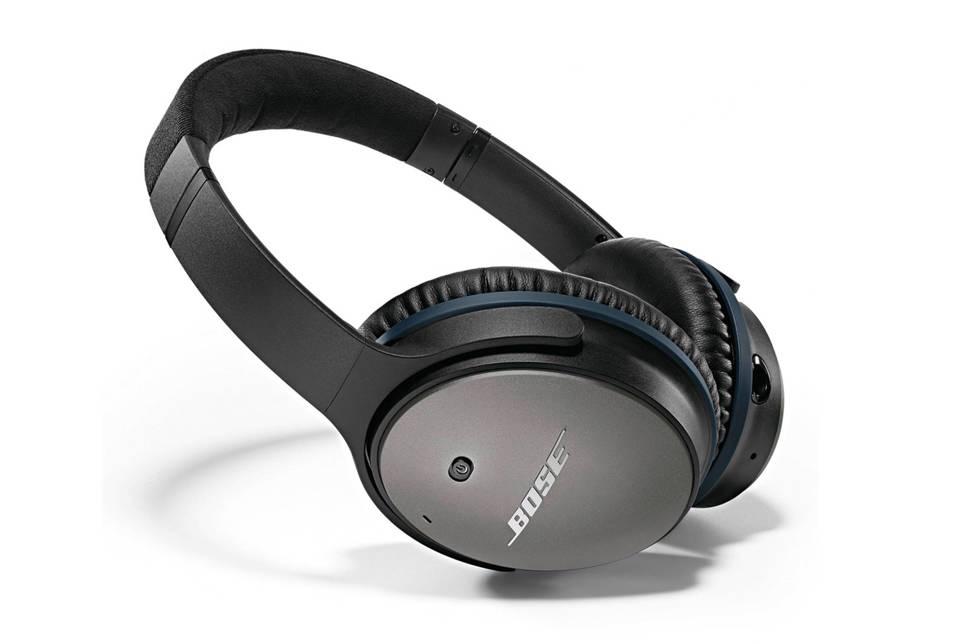 Bose QuietComfort 25 Apple over ear koptelefoon zwart, Zwart