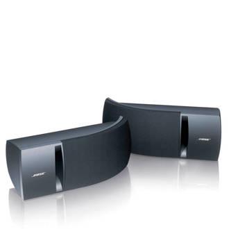 161 speakers zwart