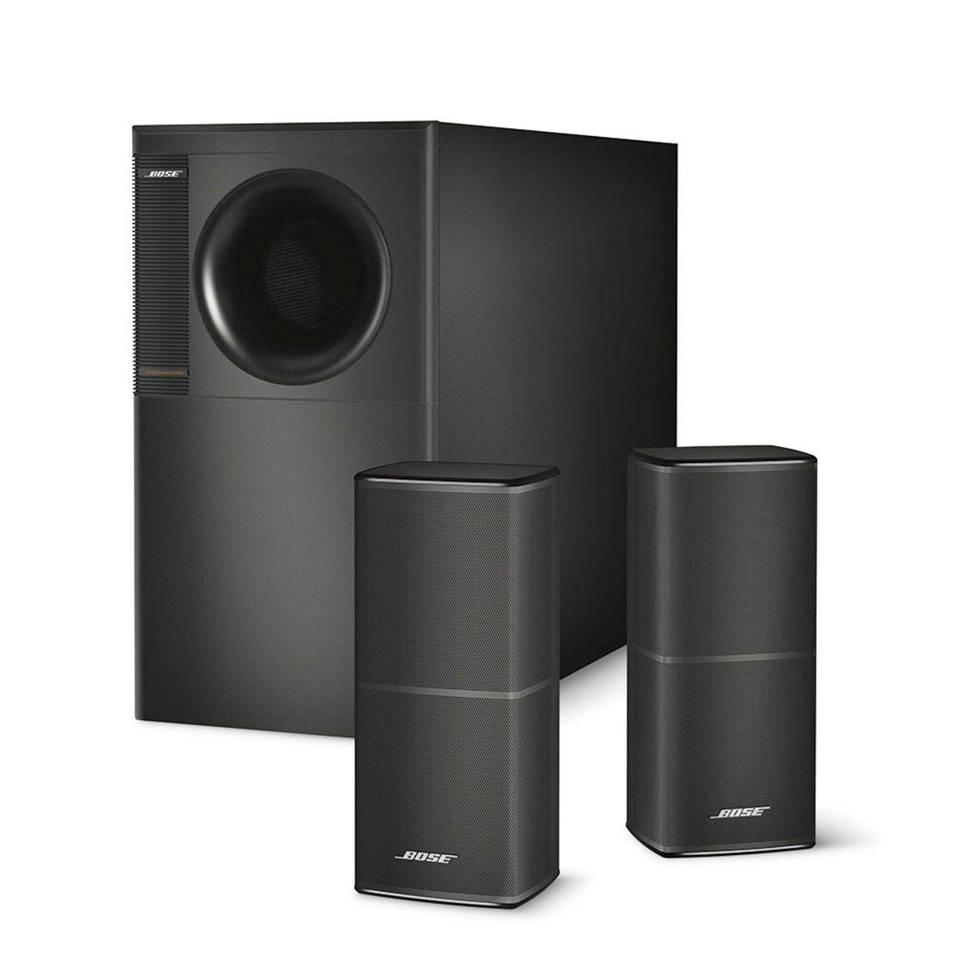 Bose Acoustimass 5 speakersysteem, Zwart