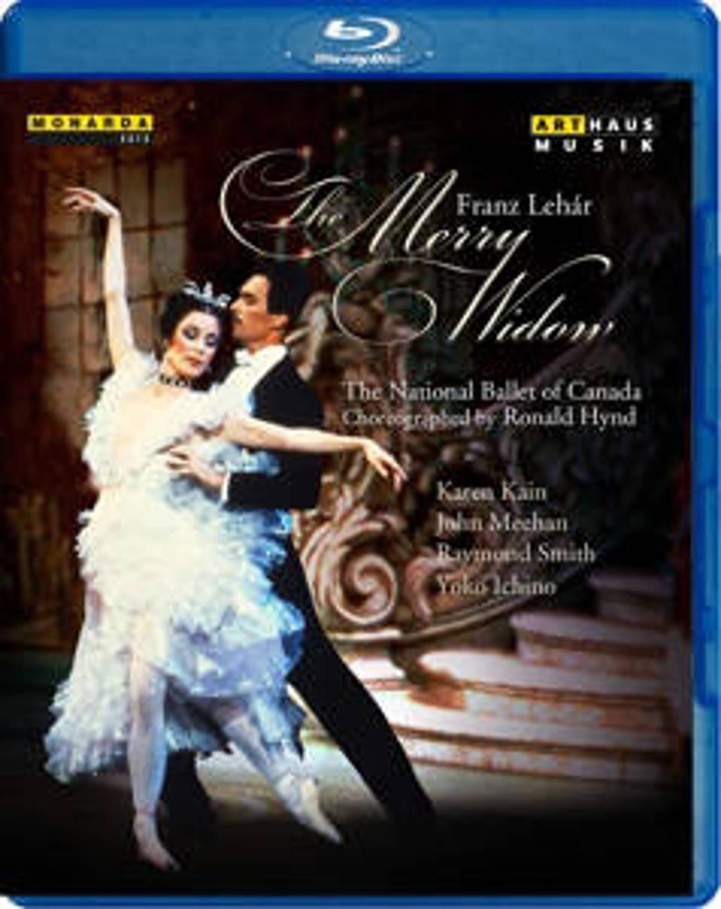 John Meehan Karen Kain - The Merry Widow, The National Balle (Blu-ray)