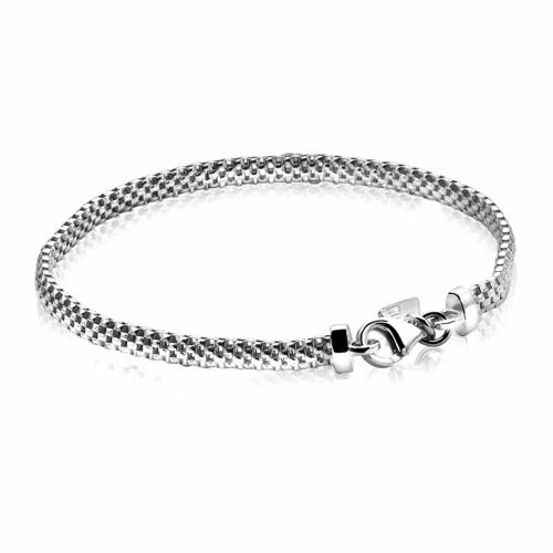 Zinzi zilveren armband