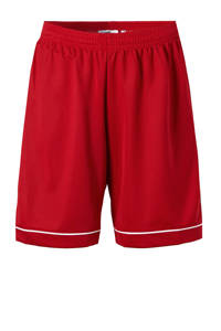 adidas   sportshort Squad rood/wit, Rood/wit
