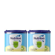 Peutermelk 5 vanille met pronutra (2-pack)