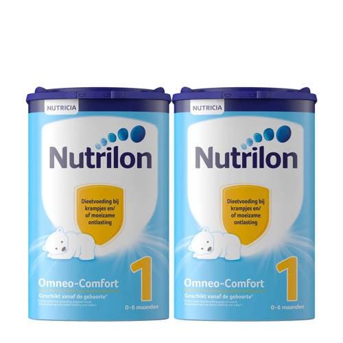 Nutrilon Omneo-Comfort 1 (2-pack)