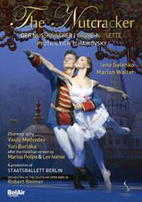 Staatsballett Berlin - The Nutcracker (DVD)
