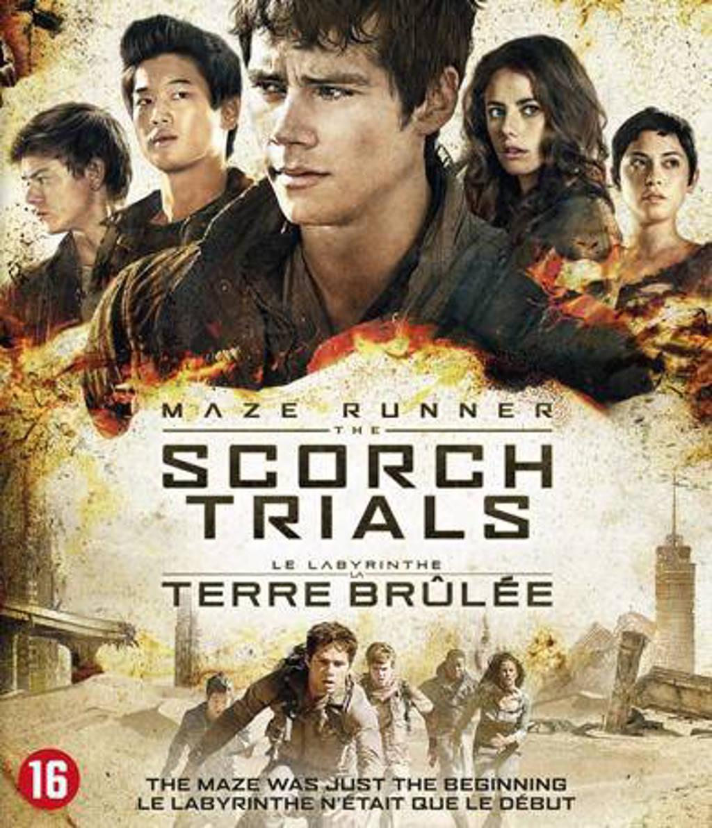 Maze runner - Scorch trials (Blu-ray)