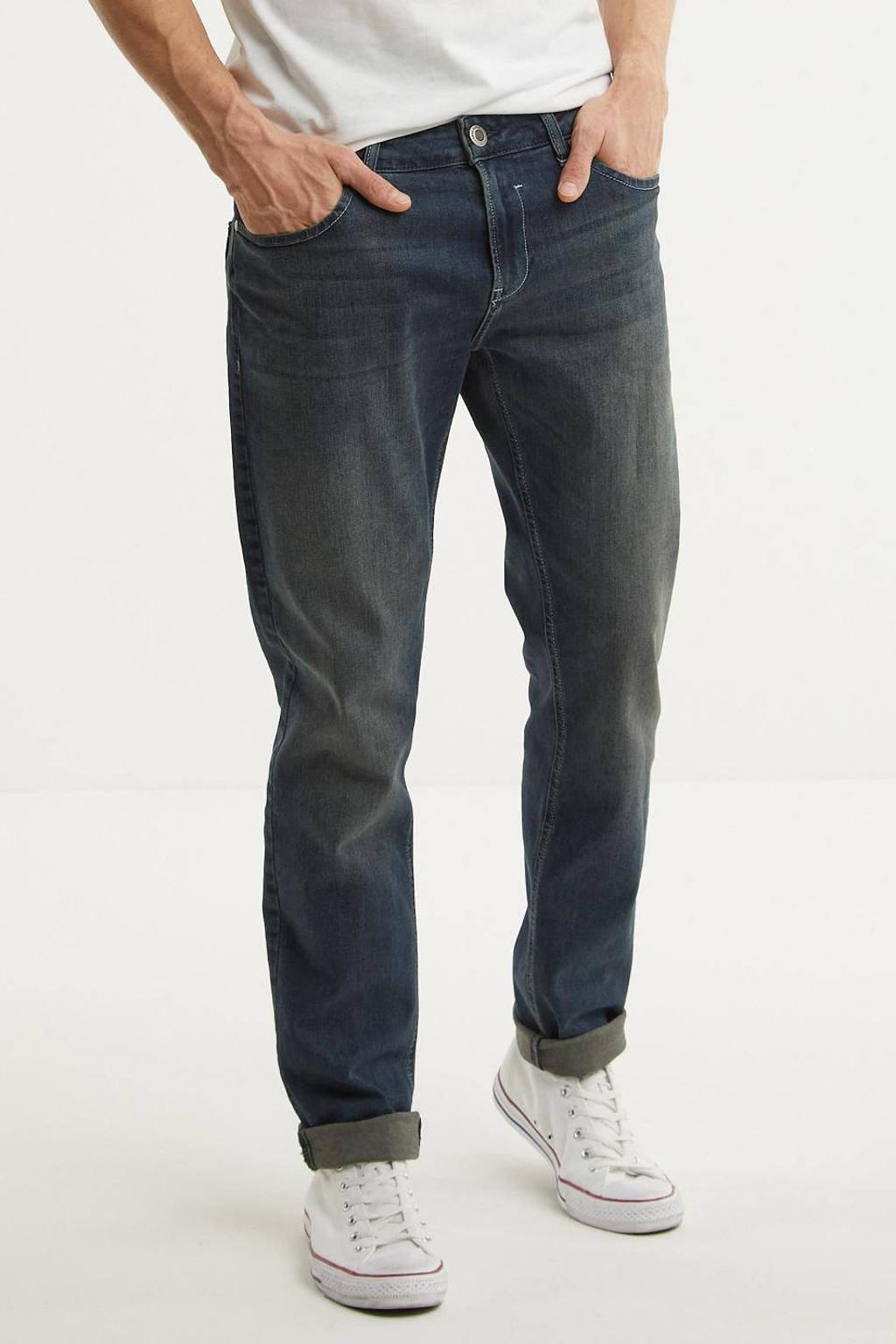 Cars tapered fit jeans Shield dark used, 03 Dark Used