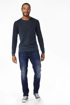 tapered fit jeans Shield dark used