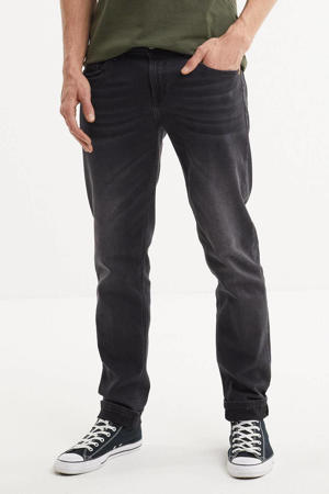 tapered fit jeans Shield black used
