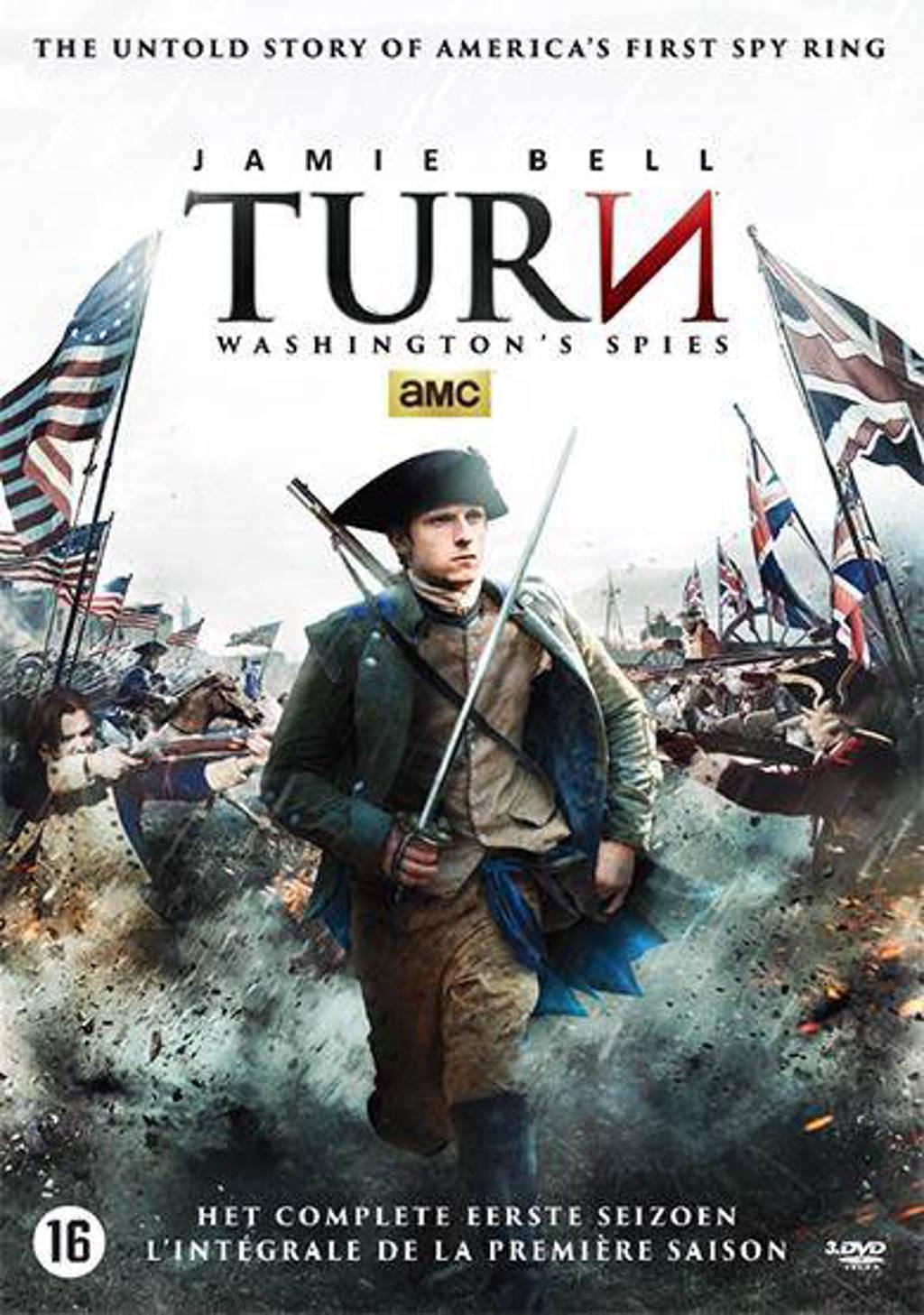 Turn - Seizoen 1 (DVD)