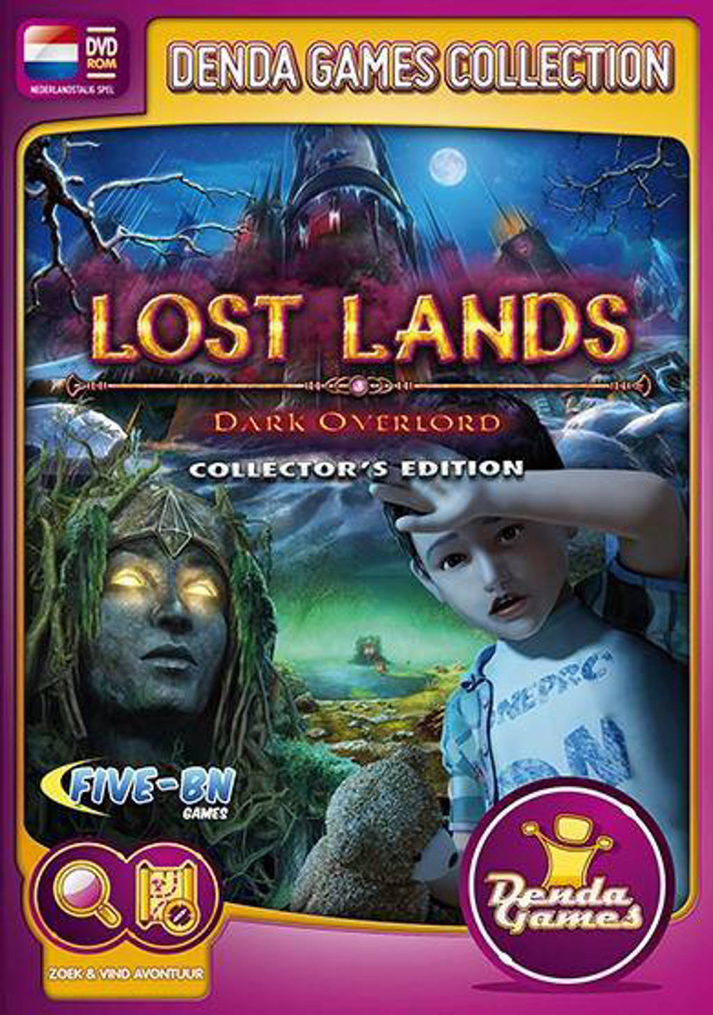 Lost lands - Dark overlord (Collectors edition) (PC)