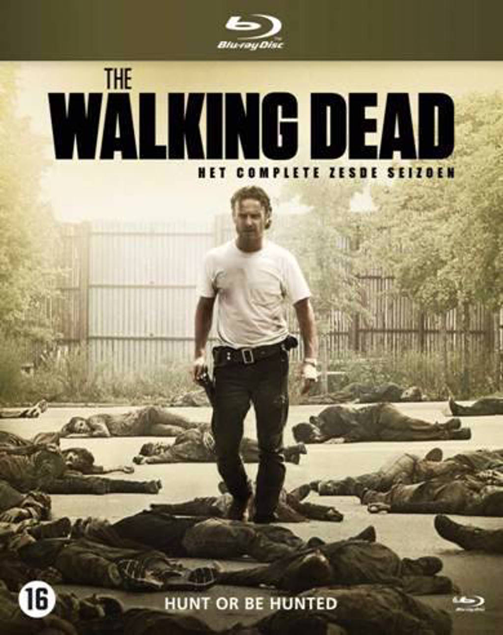 Walking dead - Seizoen 6 (Blu-ray)