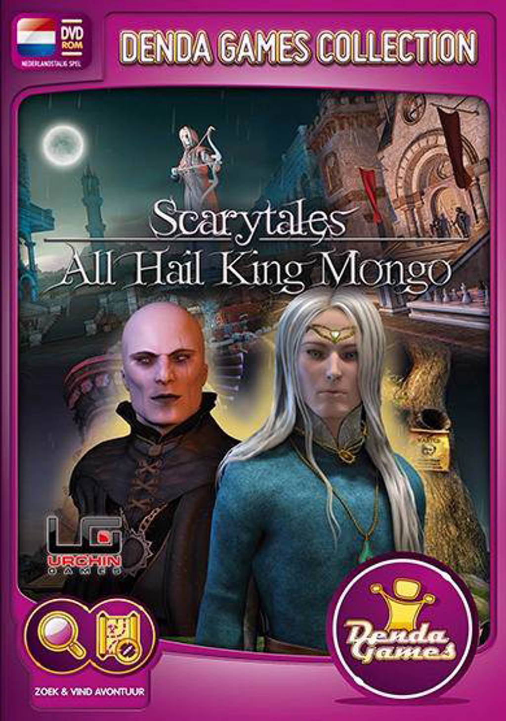 Scarytales - All hail king mongo (PC)