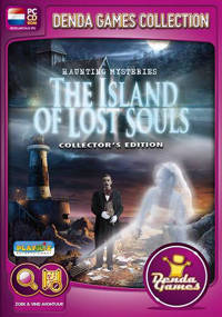Haunting mysteries - The island of lost souls (Collectors edition) (PC)