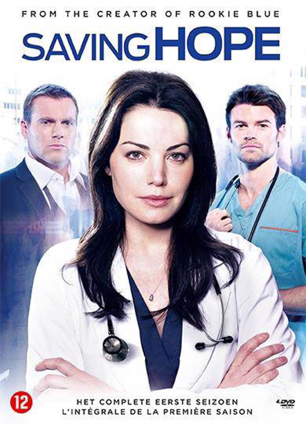 Saving hope - Seizoen 1  (DVD)