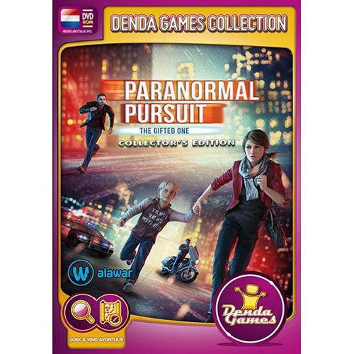 Paranormal pursuit - The gifted one (Collectors edition) (PC) kopen