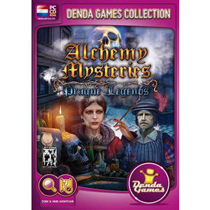 Alchemy mysteries - Prague legends (PC)