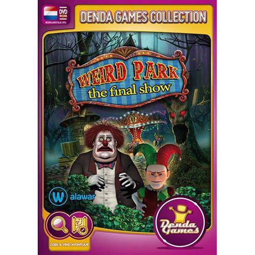 Weird park 3 - The final show (PC) kopen