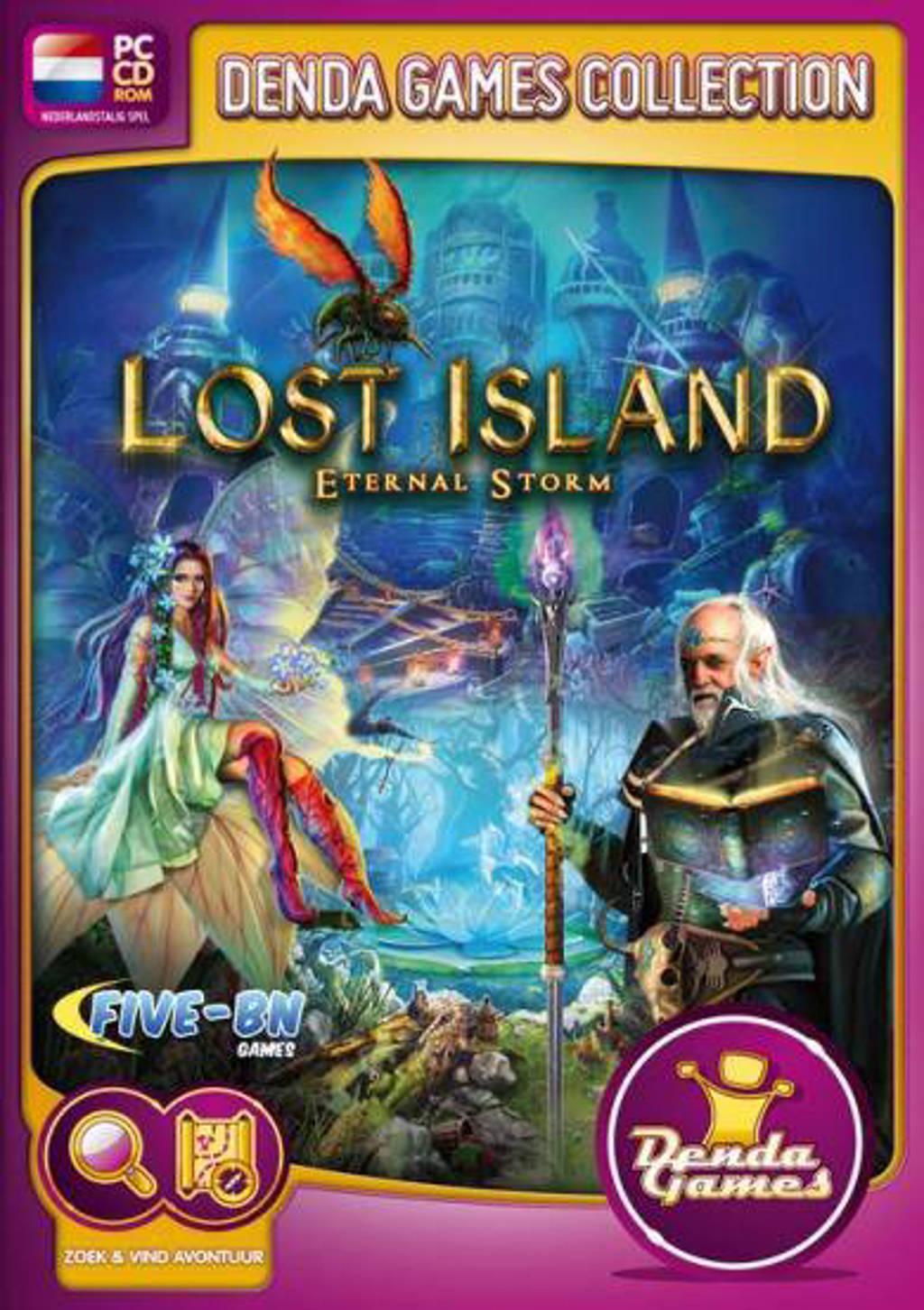 Lost islands - Eternal storm (PC)
