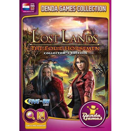 Lost lands - The four horsemen (Collectors edition