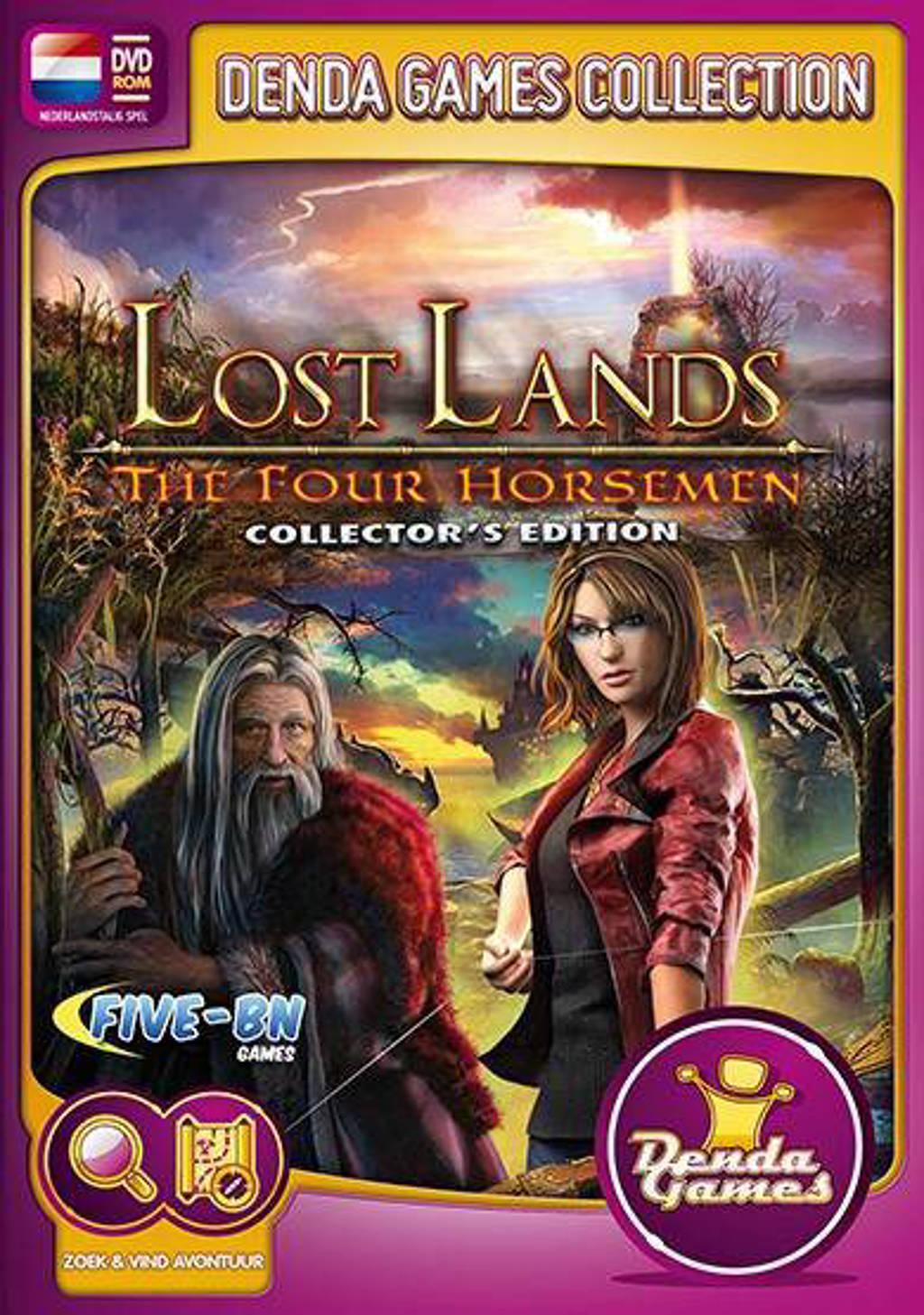 Lost lands - The four horsemen (Collectors edition) (PC)