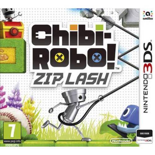 Chibi-robo zip lash (Nintendo 3DS) kopen