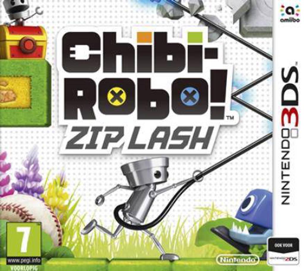 Chibi-robo zip lash (Nintendo 3DS)