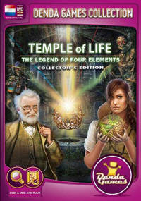 Temple of life - Legends of four elements (Collectors edition) (PC)