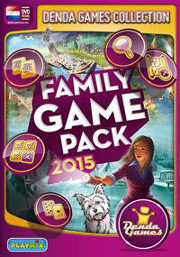 Family game pack 2015 (PC)