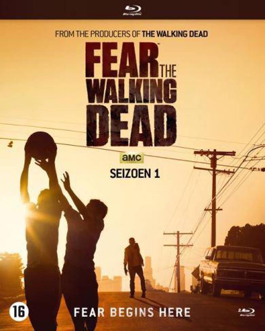 Fear the walking dead - Seizoen 1 (Blu-ray)