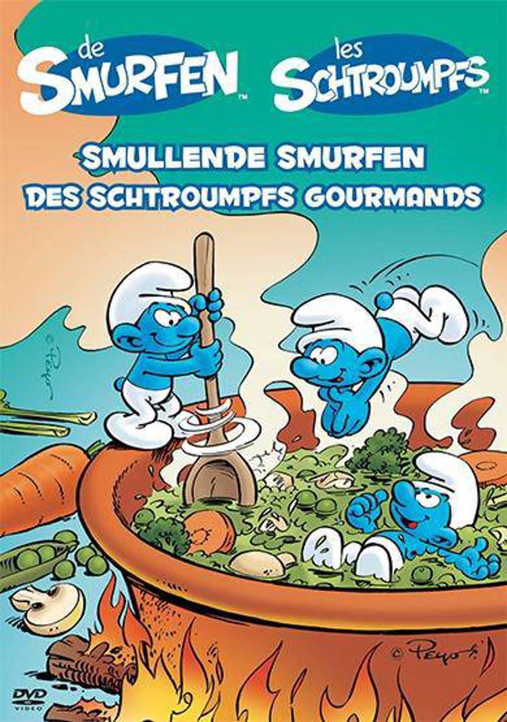 Smurfen - Smullende Smurfen (DVD)