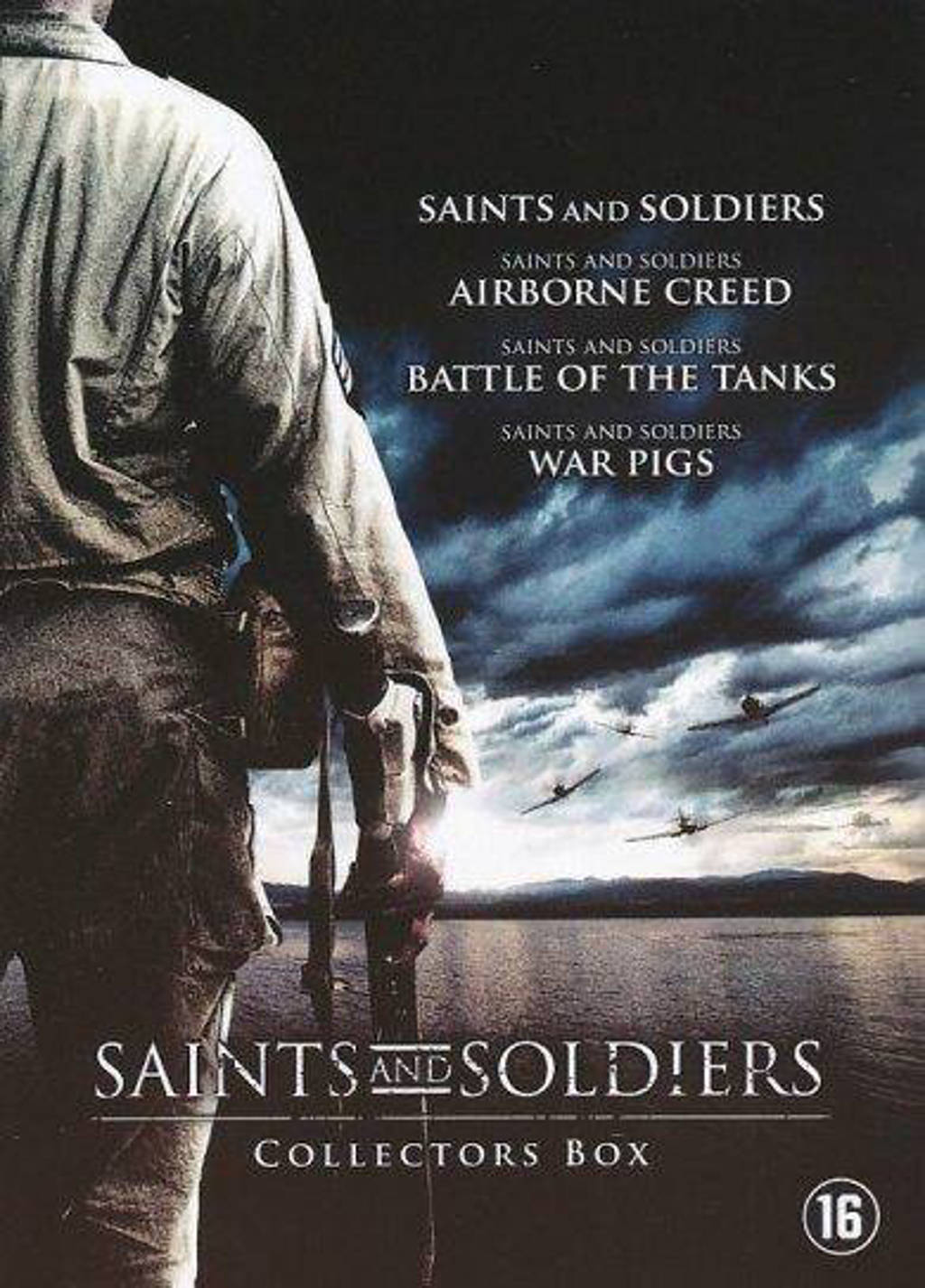 Saints and soldiers 1-4 (DVD)