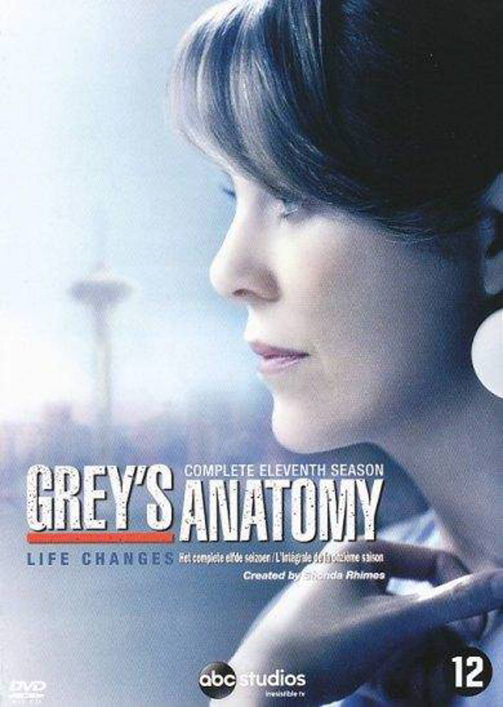 Grey's anatomy - Seizoen 11 (DVD)