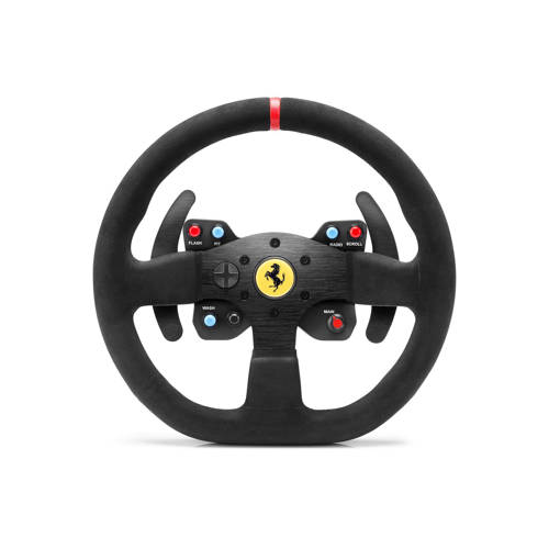 Thrustmaster F599XX EVO 30 Wheel Add-On Alcantara Edition (PS4/PS3/Xbox One/Xbox 360/PC) kopen