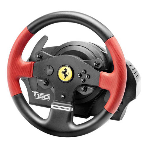 Thrustmaster T150 Force feedback Ferrari racestuur (PS4/PS3/PC) kopen