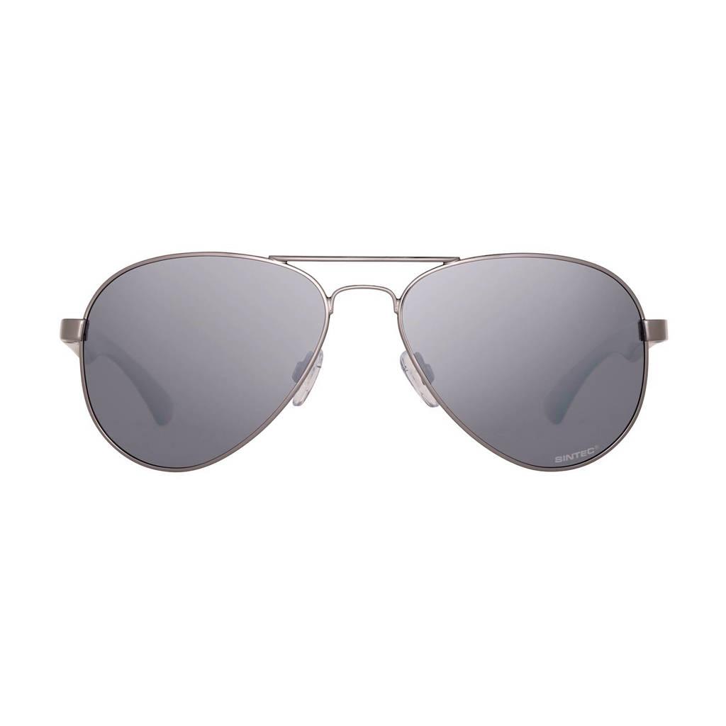 Sinner zonnebril Santos SISU-670-90-P10, Zwart