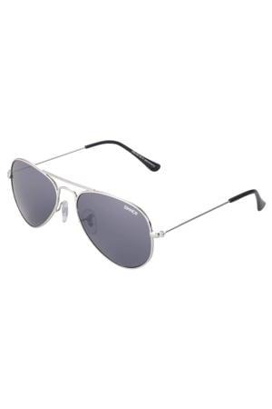 zonnebril Amoer zilverkleurig