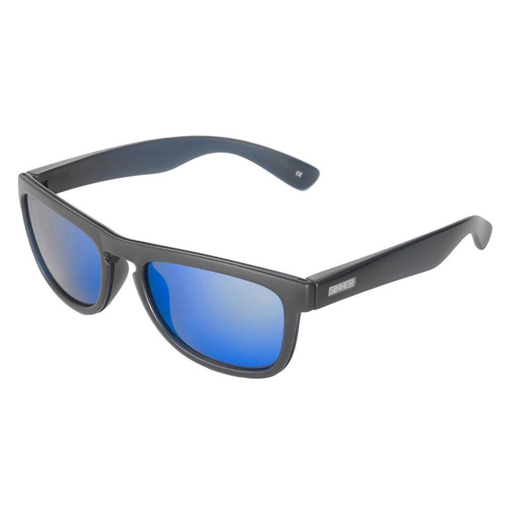 Sinner zonnebril Richmond SISU-697-10-48, Zwart/blauw