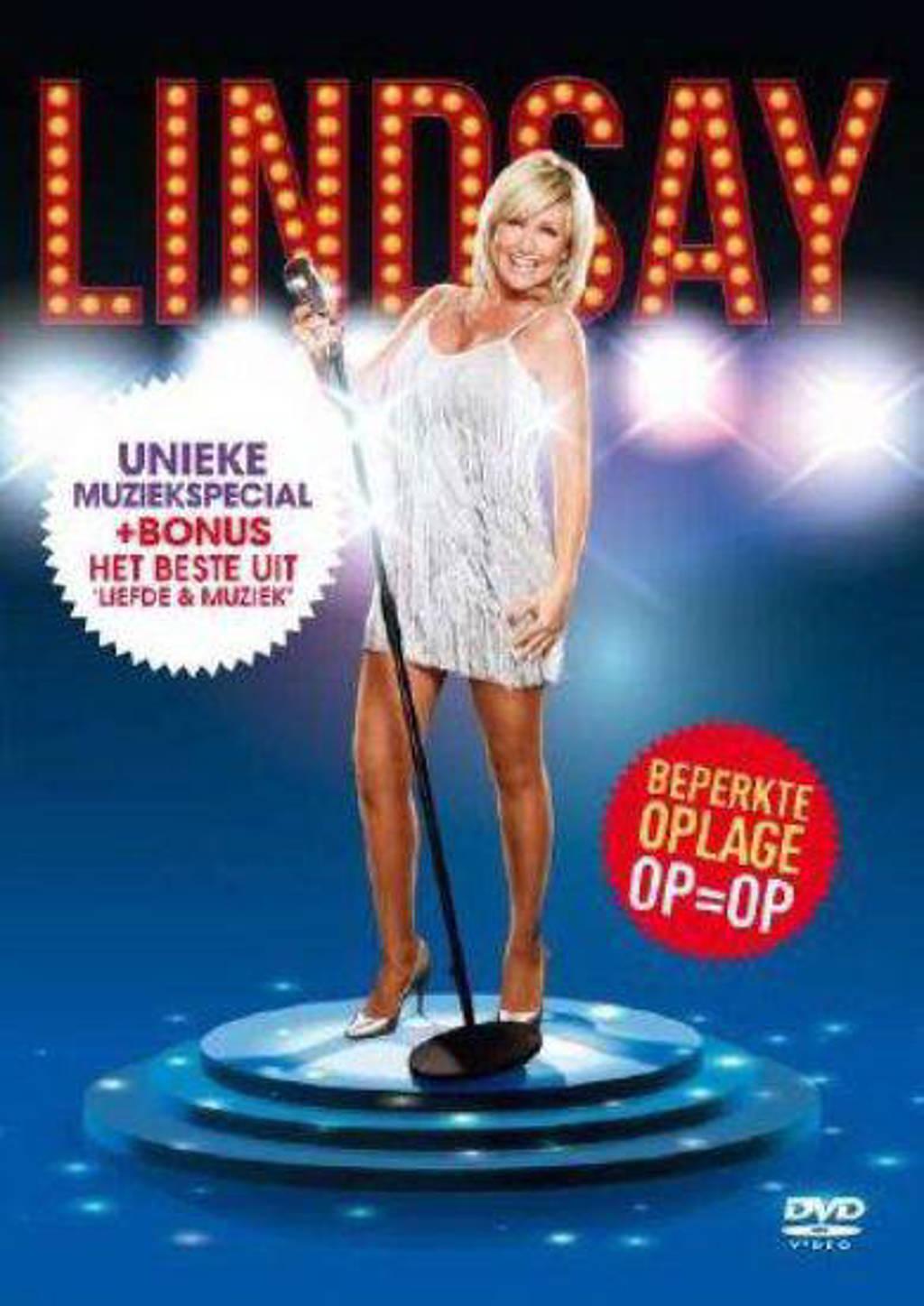 Lindsay - Dichtbij (DVD)
