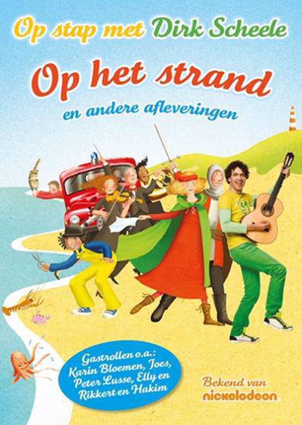 Dirk Scheele - Op Stap Met Dirk - Op Het Strand (DVD)