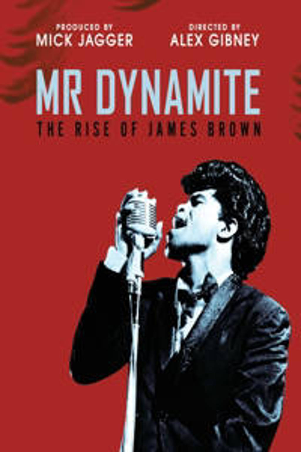 James Brown - Mr. Dynamite: The Rise Of James Bro (DVD)