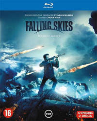Falling skies - Seizoen 4 (Blu-ray)
