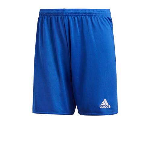 adidas Performance sportshort Parma blauw