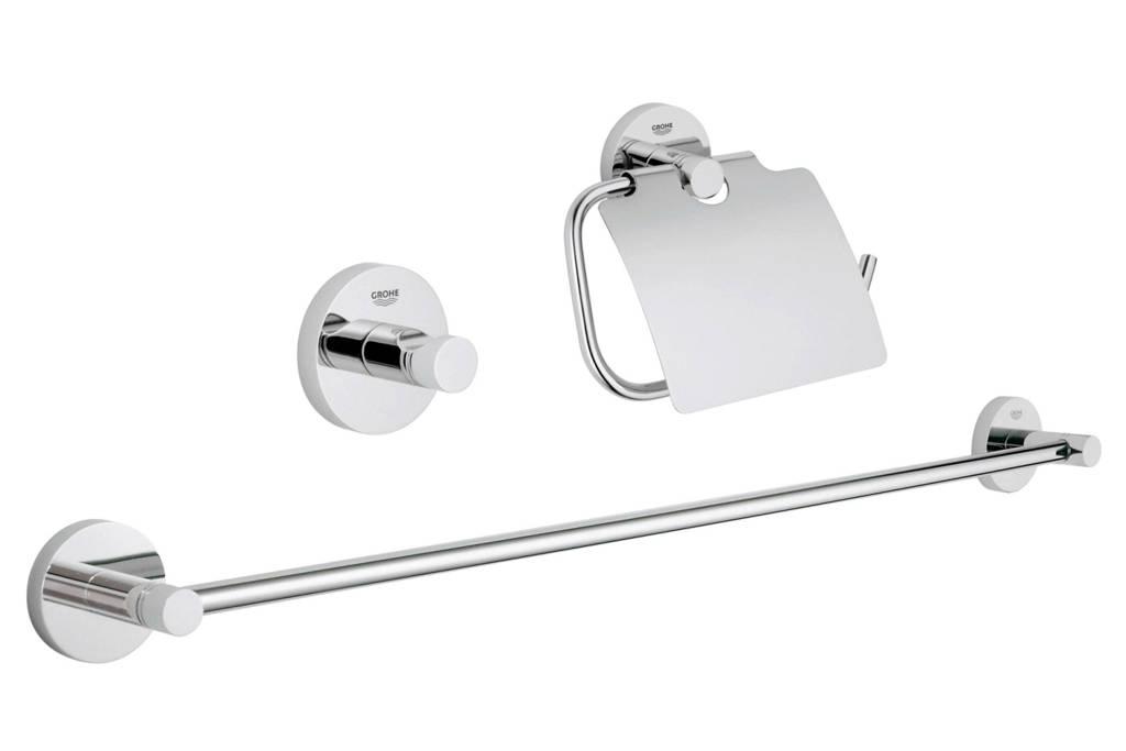 Grohe Essentials 3-delige accessoireset