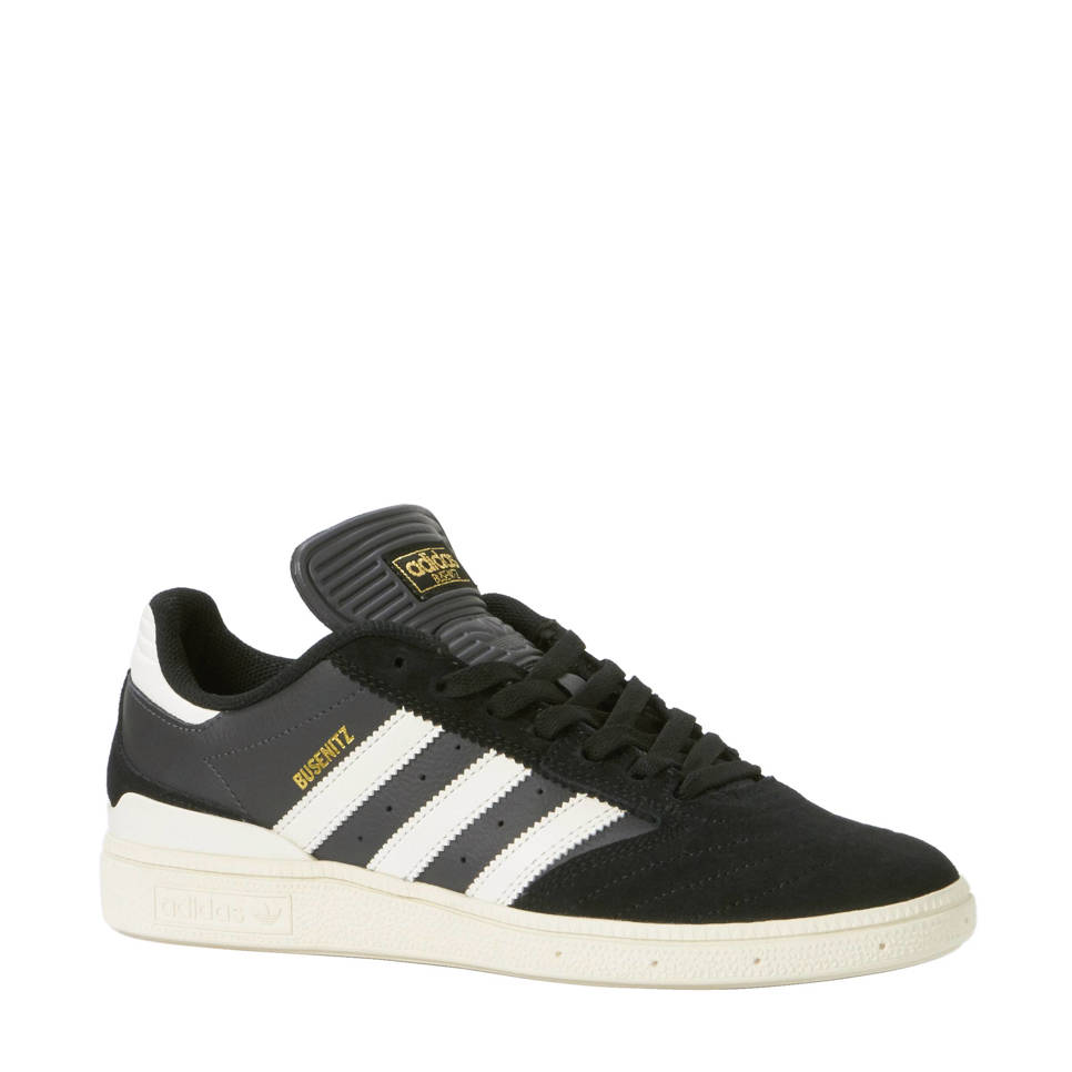 competitive price dffce e3d7e adidas performance Busenitz sneakers, zwart wit