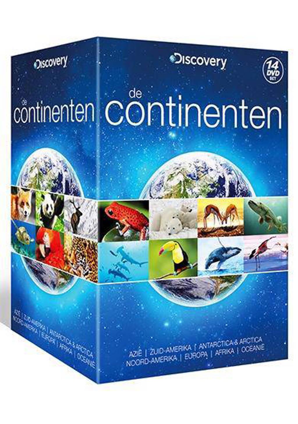 Continenten box (DVD)
